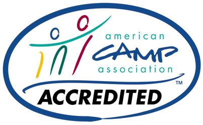 American Camp Association Accrediated Logo